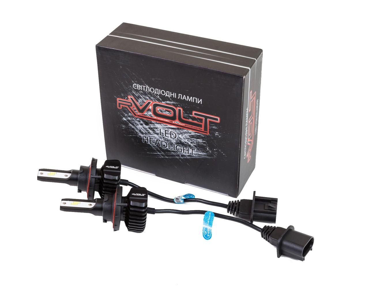 Светодиодные (LED) лампы rVolt RR02 H13 4500Lm (hub_QkXk86848)
