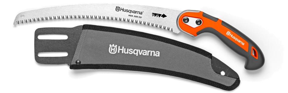 Пила Husqvarna 300 CU з чохлом. 300мм