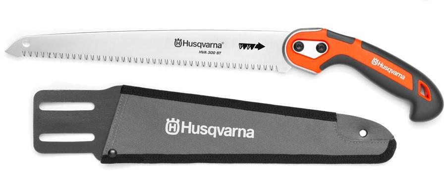 Пила Husqvarna 300 ST з чохлом. 300мм, фото 2