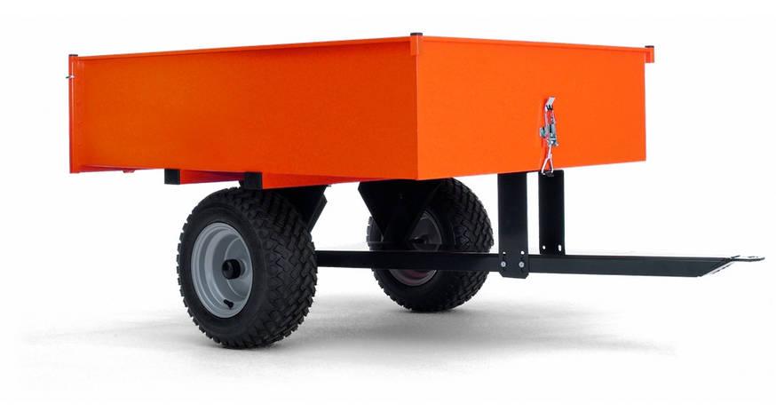 Прицеп Husqvarna Profi для тракторов и райдеров | 9535117-02, фото 2
