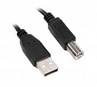Кабель Maxxter (U-AMBM-10) USB 2.0 AM - USB 2.0 BM, 3м