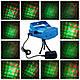 Мини лазерный проектор ХХ - 027, внутренний проектор, новогодний лазер (Точки), фото 7