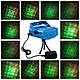Мини лазерный проектор ХХ - 041, внутренний проектор, новогодний лазер (Рисунок: точки с линиями), фото 7
