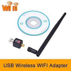 USB Wi Fi (Wi-Fi) адаптер 150Mbps + антена