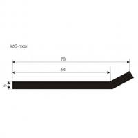 Расширители арок резиновые K60