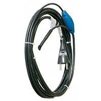 Греющий кабель Fenix PFP 12 Вт со встроенным термостатом и вилкой 6 м ( 72 вт ), фото 1
