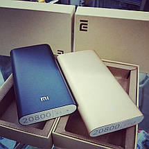 Портативное зарядное устройство Xiaomi Mi Power Bank 20800mAh (copy), фото 3