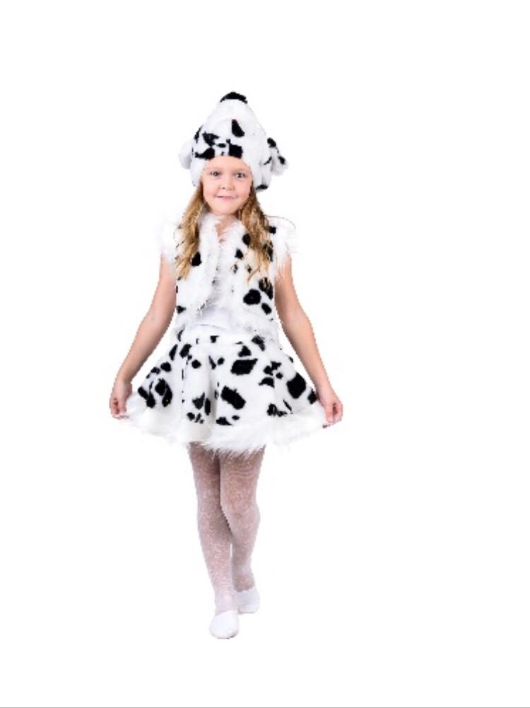 Карнавальный костюм Далматинец, девочка
