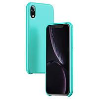 Чехол Baseus для iPhone XR Original LSR Tiffany (WIAPIPH61-ASL03)