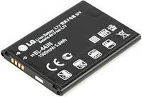 Аккумулятор (батарея) BL-44JN для сотового телефона LG A290, C660 E400 Optimus, E405 Optimus