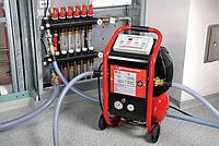 Промывка системы отопления химическим реагентом