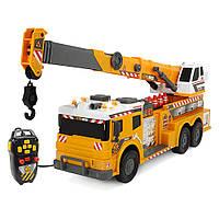 Детская грузовая машина на д/у автомобиль машинка грузовик для мальчика Dickie Toys 3729003