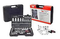 Набор инструментов Kraft Royal Line 108 предметов в кейсе