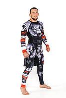 Комплект одежды Venum Werewolf (Компрессионная одежда Венум Вервольф), фото 1
