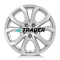 Alutec W10X R18 W8 PCD5x112 ET53 DIA66.6 Silver