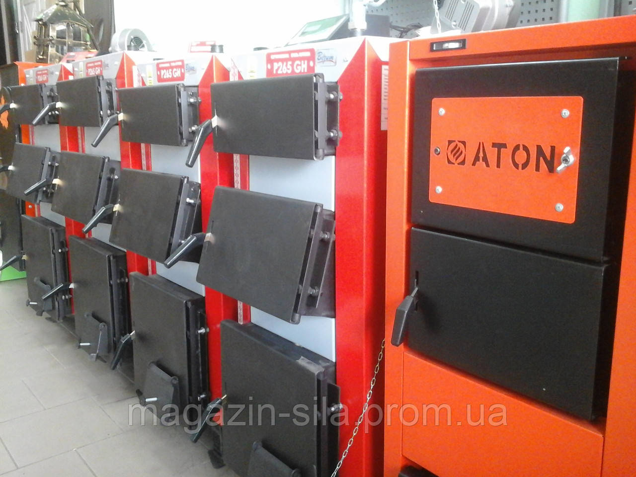АТОН Мульти 20 кВт