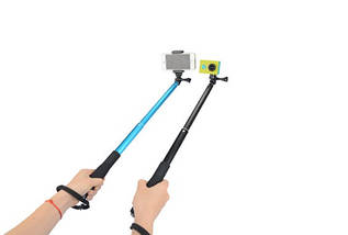 "Монопод ""KingMa"" для GoPro, совместим с  другими экшн камерами, фото 3"