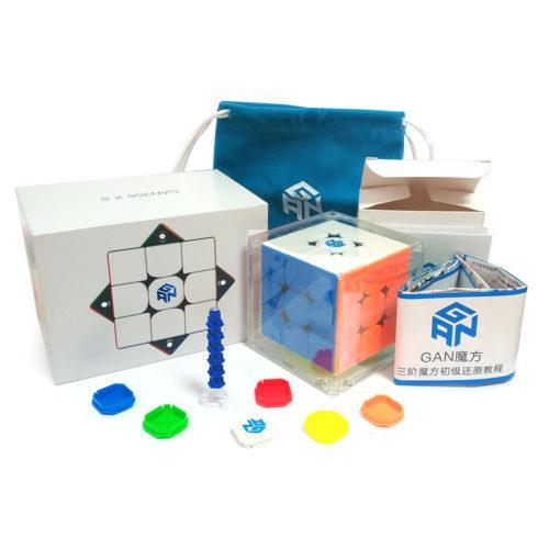 Кубик Рубіка 3х3 GAN 356 XS magnetic (кольоровий)