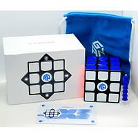 Кубик Рубика 3х3 GAN 356 XS magnetic (черный), фото 1