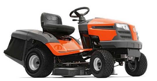 Садовый трактор Husqvarna TС 138 M   | 9605101-78, фото 2