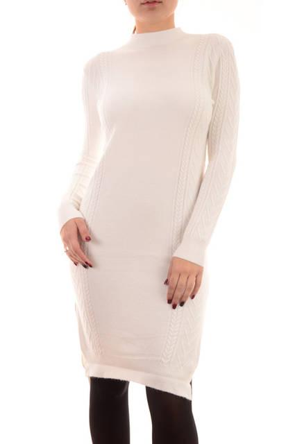 Теплые трикотажные платья оптом Louise Orop (лот 8шт по 16Є) 161