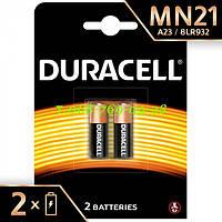 Батарейки Duracell Specialty MN21 2 шт