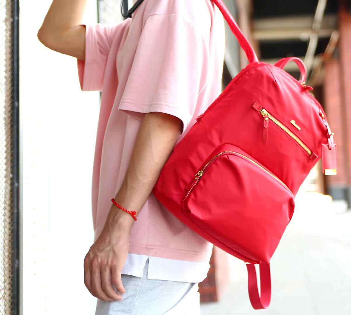 Рюкзак Remax Double 580 Bag Red
