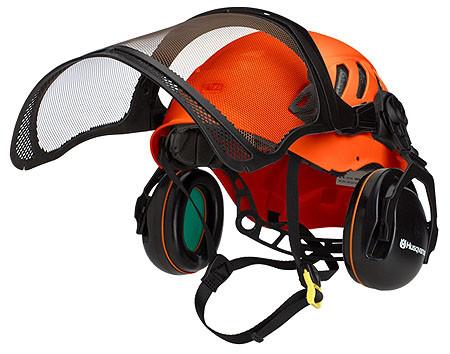Шлем Husqvarna Technical. с наушниками   5780923-01