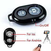 КОМПЛЕКТ БЛОГЕРА 4В1 (штатив+пульт+лінзи+мікрофон) для телефону, фото 3