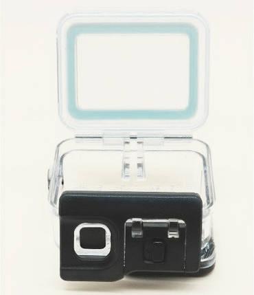 Силиконовая задняя стенка  на бокс для GoPro Hero 5, фото 2