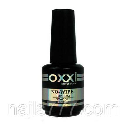 Топ OXXI PROFESSIONAL No Wipe(без липкого слоя) 15 мл, фото 2