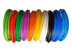 Pla пластик для 3D ручки (20 цветов по 10 метров), фото 2