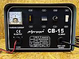 Зарядное устройство Луч Профи CB-15, фото 4