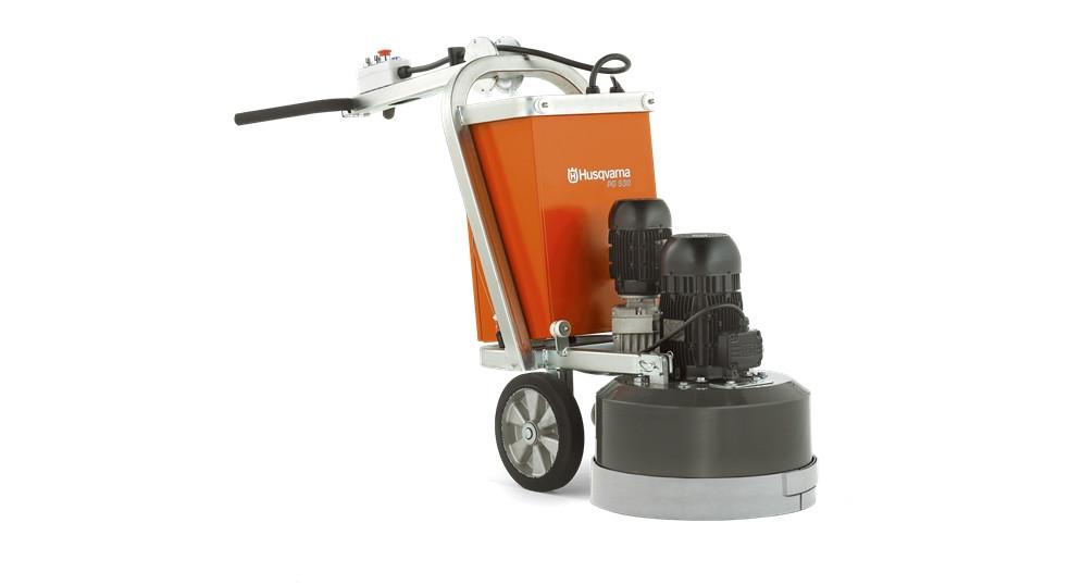 Машина для шлифовки бетонных полов PG530 3ф | Husqvarna | 9651958-12