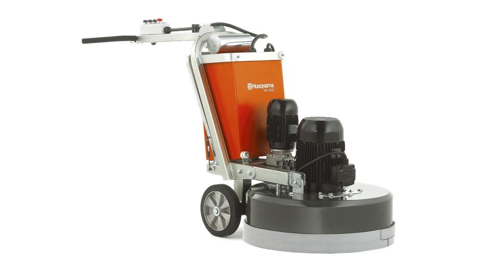 Машина для шлифовки бетонных полов PG820 3ф | Husqvarna | 9651956-07