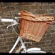 Кошик на кермо.Велосипедна кошик