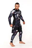 Комплект одежды Venum Grizzly (Компрессионная одежда Венум Гризли), фото 1