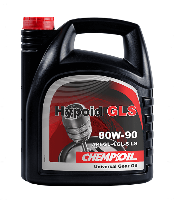 Трансмиссионное масло CHEMPIOIL Hypoid GLS (4л)