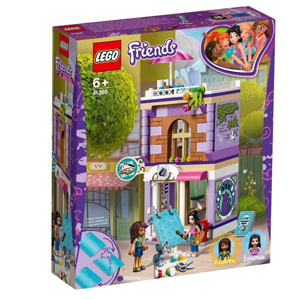 Лего Friends Творча майстерня Емми 41365