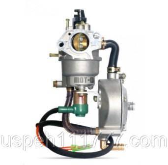 Редуктор газа для бензинового генератора бензиновый генератор mitsui