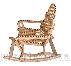 Кресло качалка плетеное для детей складное (разборное), фото 3