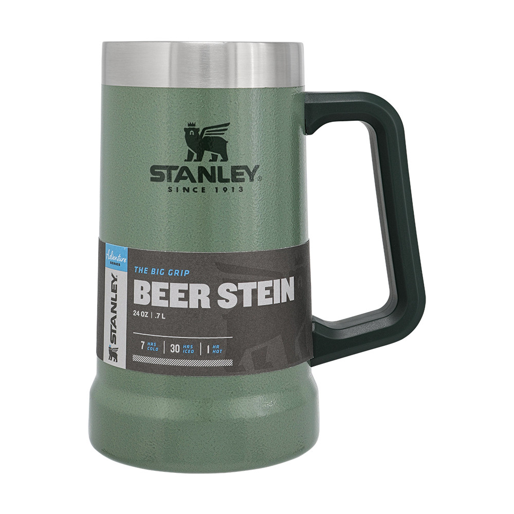 Термокружка Stanley Adventure Stein 0.7 л (Hammertone Green)