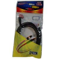 Аудио-кабель Atcom (16849) mini-jack 3.5мм(M)-mini-jack 3.5мм(F) 5м пакет (Удлинитель)