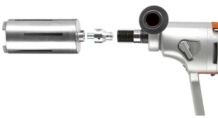 Адаптер коронки 1/2 'GM - 1-1 / 4' M | Husqvarna | 5430464-98, фото 2