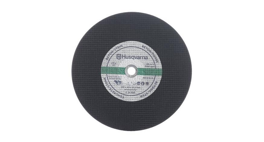 Диск абразивный. 14  '/  350 1' металл   Husqvarna   5040005-03, фото 2