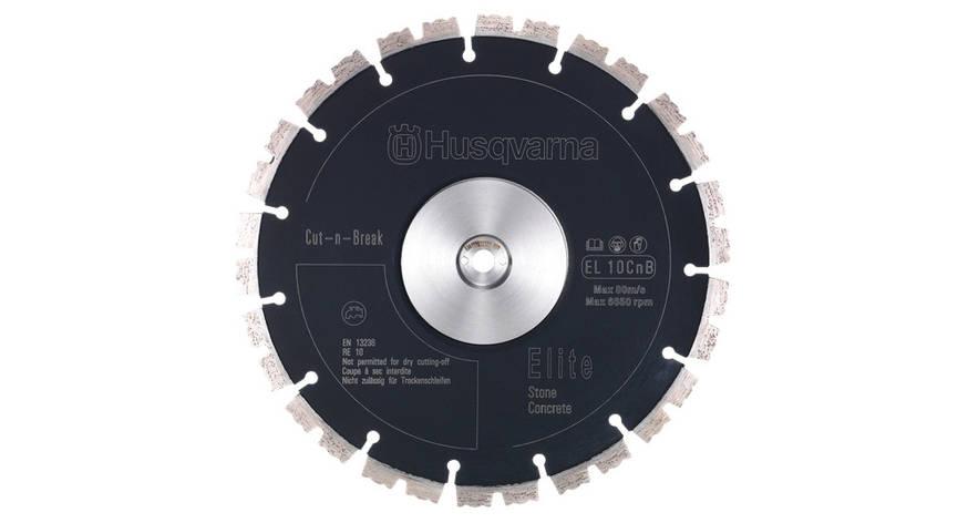 Комплект Дисков алмазных 09  '/  230 EL35CNB сер.бетон | Husqvarna | 5748362-02, фото 2