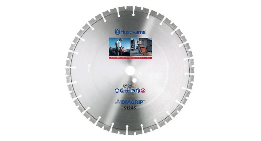 Диск алмазный 16  '/  400 1' S1245 ж / бетон | Husqvarna | 5773691-02, фото 2