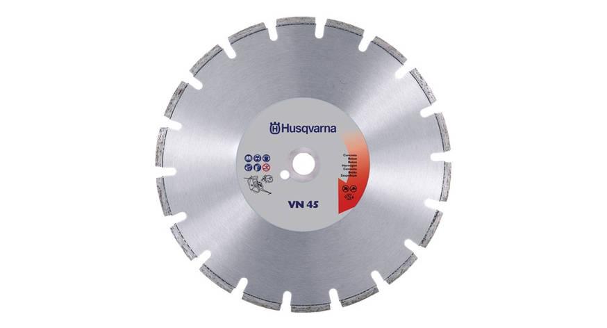 Диск алмазный 16  '/  400 1' VN45 ж / бетон | Husqvarna | 5430672-43, фото 2