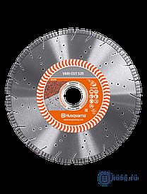 Диск алмазный 12  '/  300, 1' / 20 VARI-CUT Turbo | Husqvarna | 5879057-01