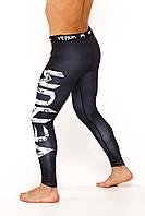 Лосины Venum Giant (Компрессионные штаны Леггинсы Венум Гигант), фото 1
